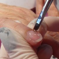 copertura gel unghie
