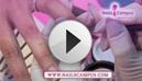 Segui la realizzazione di un'applicazione Smalto Semipermanente French con Metodo Originale: guarda subito il Video!