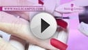 Guarda il Video ed impara con Nails Campus come eseguire un perfetto Refill Unghie Gel Graffiate!